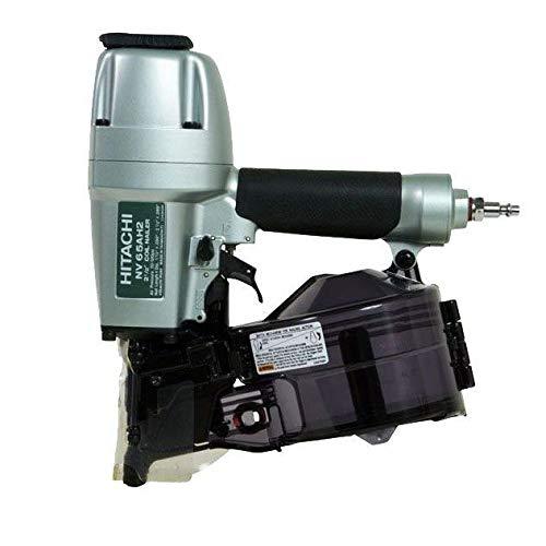 Hitachi NV65AH2R Hitachi NV65AH2 2-1/2 in. Coil Siding Nailer (Certified Refurbished)