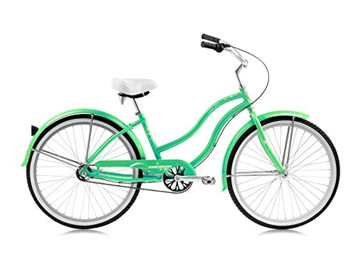 "Micargi TAHITI NX3 F Beach Cruiser Bicycles (Frame/Wheel Size : 26"")"