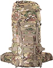 Tactical Internal Frame Backpack Military Rucksack MOLLE Patrol Pack for Hiking Camping Backpacking Trekking w