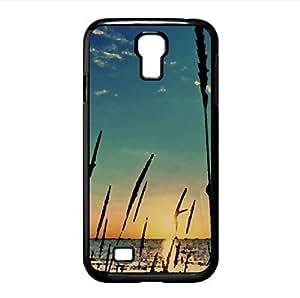Beachgrass Watercolor style Cover Samsung Galaxy S4 I9500 Case (Beach Watercolor style Cover Samsung Galaxy S4 I9500 Case)