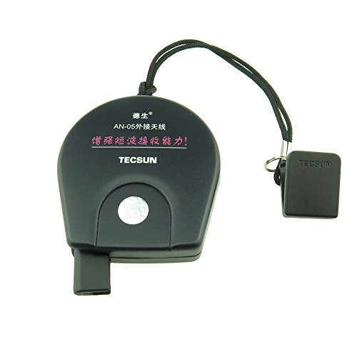 Tecsun AN-05 External Antenna for Tecsun Radios to Improve FM/SW Performance