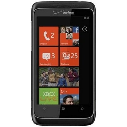 "HTC TROPHY MWP6985 3.8"" Verizon Windows 7 Bluetooth 5MP C..."