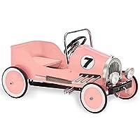 Coche Morgan Pedal Retro Rosa Ciclo