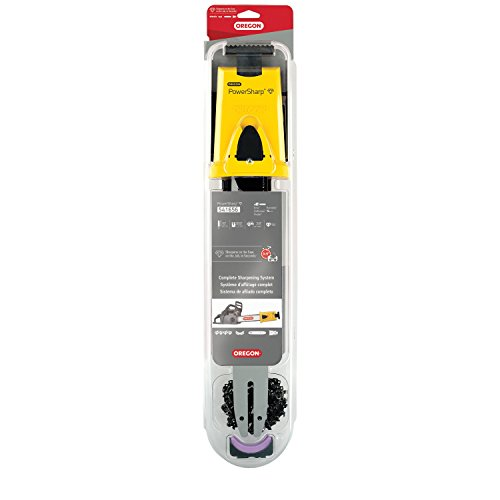 Oregon 541656 16-Inch PowerSharp Starter Kit for Craftsman, Makita, Homelite, Echo, Poulan, and More - Chainsaw Dolmar