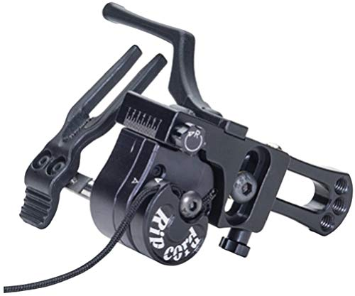 Ripcord Max Micro Arrow Rest RH Black