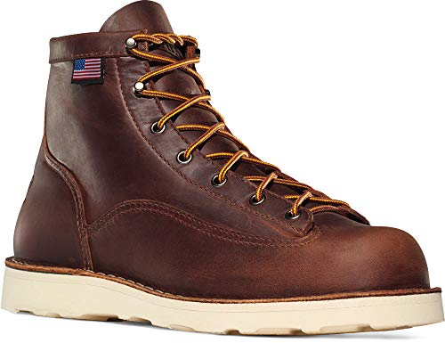 Danner Men's Bull Run 6' Work Boot