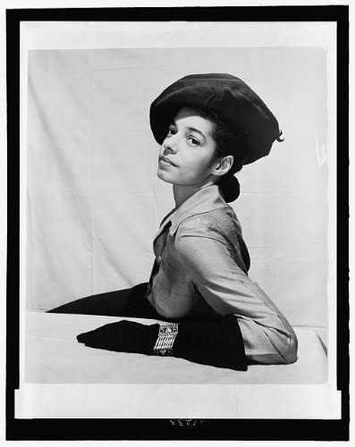 Infinite Photographs Photo: Fanny McConnell Ellison,Wife of Ralph Ellison,c1930