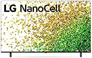 "2021 Smart TV LG 65"" 4K NanoCell 65NANO85 120Hz FreeSync 2 HDMI 2.1 Inteligência Artificial ThinQAI Googl"