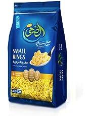 Al Doha Small Rings Pasta, 400 GM