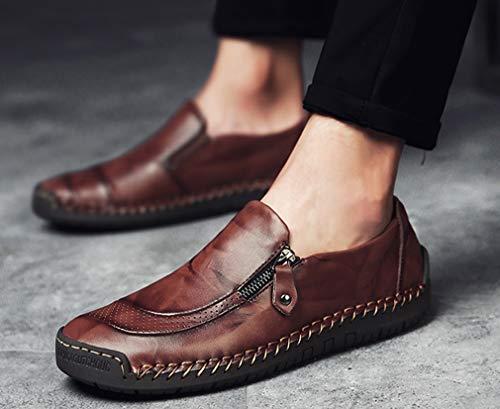 Dark Femaroly Slippers Brown Uomo EU Marrone 40 HxgU0xqw