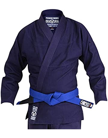 71423383f Valor Bravura Classic Plain BJJ GI with a Free White Belt