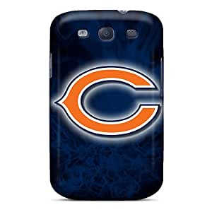 IGNnGRY-8040 Case Cover, Fashionable Galaxy S3 Case - Chicago Bears