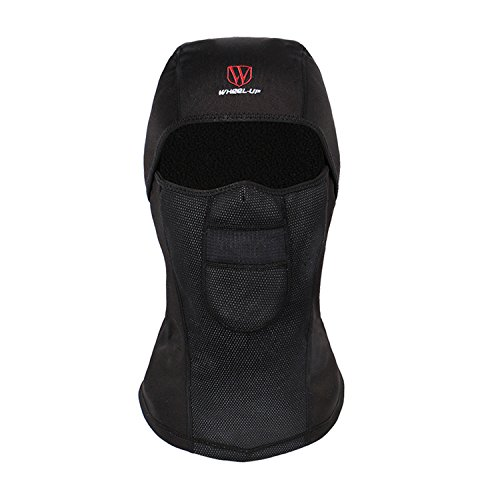 Balaclava-Winter-Face-Mask-Warm-Fleece-Wind-Resistant-Headgear-Hinged-Balaclava-Black