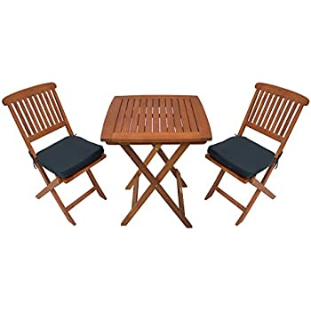 sunward outdoor bistro sets patio table sets bistro set 3 piece folding coffee table