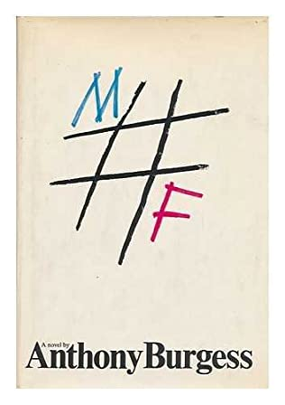 book cover of MF.