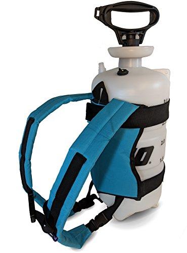- Pressure Sprayer Backpack for Fertilizing and Pesticides (Blue)