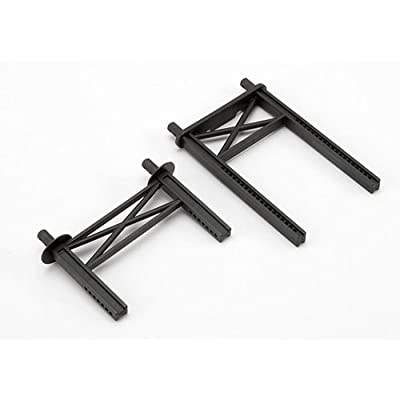 Traxxas 5616 Tall Body Mount Posts, Front and Rear (Summit): Toys & Games