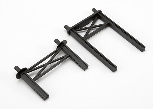 Traxxas 5616 Tall Body Mount Posts - Front and Rear (Summit)