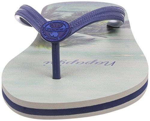 Mujer Blue Footwear NAPAPIJRI Zuecos Lele N60 de Blau Cosmos Goma Azul wqaTx