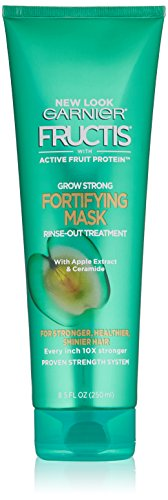 Garnier Fructis Grow Strong Fortifying Mask, 8.5 fl. oz.