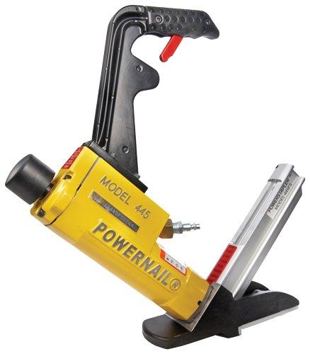 Power Nail Flooring Stapler 15.5GA Pneumatic #445FS