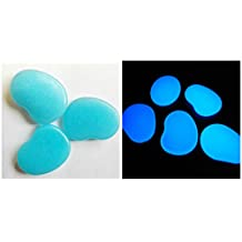 CORE Glow in the dark big stones, approx. 60 cobbles, glow up to 12hrs, every night, GUARANTEED!!!