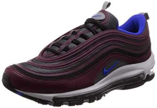 Nike Air Max 97 Mens' Shoes Cool Grey/Racer Blue 921826-012 (9 D(M) US)