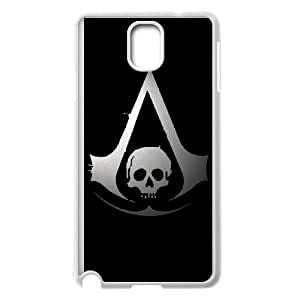 Assassin's Creed Samsung Galaxy Note 3 Cell Phone Case White MSU7163169