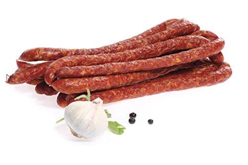 - New European Kabanosy Podsuszane / Dry Traditional Sausages (Kabanosy Podsuszane, 3LB)