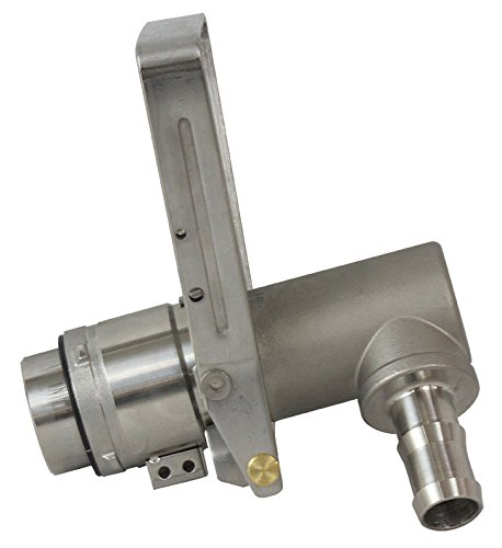 Stainless Steel DEF Tote Coupler 2.5'' for DEF Transfer