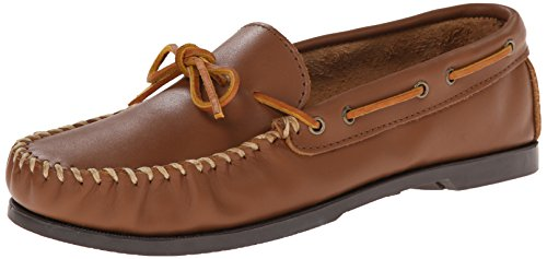 45 homme loafers Moc Brown Camp Minnetonka Mocassins Maple 742w 5 Marron wqpACxnSR