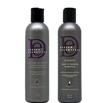 Amazoncom Design Essentials Moisture Retention Conditioning