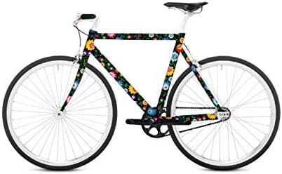 Remember Floretta - Vestido de ciclismo reutilizable para tu bicicleta Protector de pantalla con cinta métrica: Amazon.es: Hogar