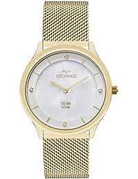 a65a9beb81f Relógio Feminino Technos Elegance Ladies GL20HH 1B Dourado
