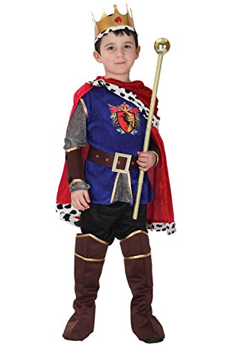Boys Prince King Movie Role Cosplay Outfit Halloween Costume for Party