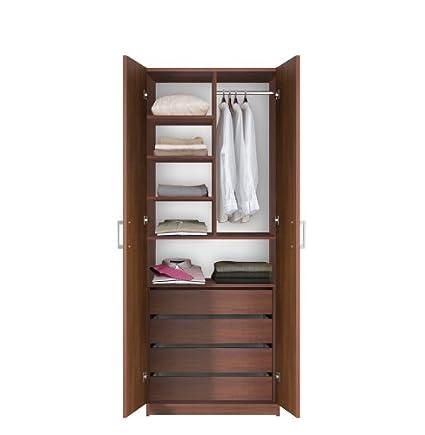 Amazon Bella Wardrobe Closet