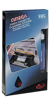(Omega-vhs Video Head Cleaner (1 Pack))