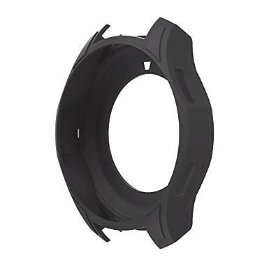SUPORE Carcasa para Smartwatch Gear S3?SM-R760, a prueba de golpes y suciedad, para Smartwatch Samsung Gear S3 Frontier SM-R760