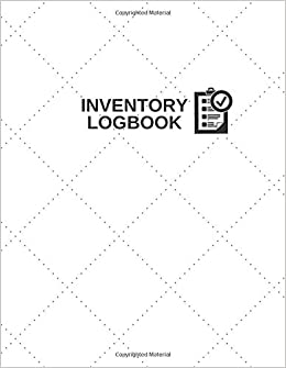 Inventory Logbook: Track inventory level, inventory movement