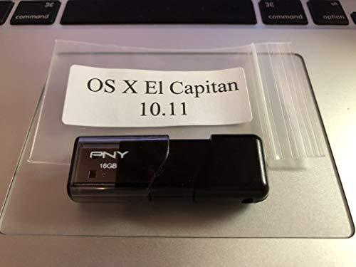 Mac OS X 10.11 El...