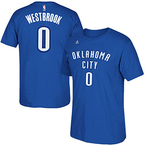 Nba Youth 8 20 Performance Game Time Team Color Player Name And Number Jersey T Shirt  Medium 10 12  Russell Westbrook