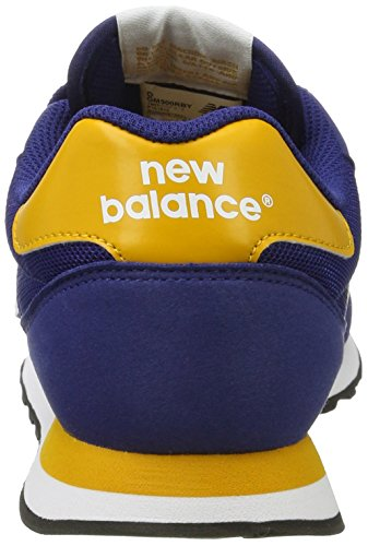 Herren New Blue Gm500 Yellow Balance Sneaker Blau axF5xw