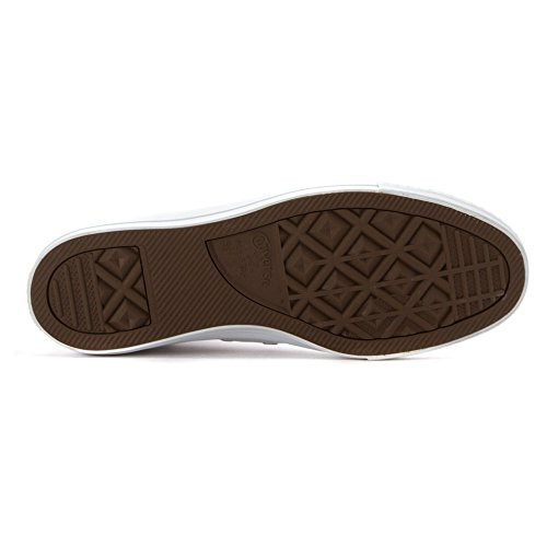 Converse Mens Mandrin Taylor En Cuir Haut Haut Sneaker Blanc Monochrome 15 M