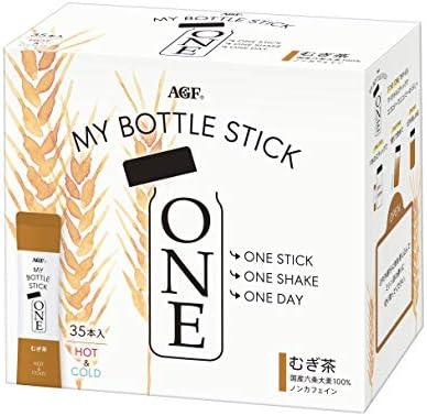 [スポンサー プロダクト]AGF マイボトルスティック ワン むぎ茶 35本 粉末
