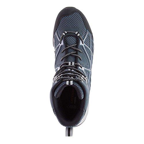 Merrell Capra Venture Mid Gore-Tex Surround Stivali da Passeggio - SS18 blu