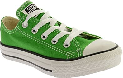 5a8063f7721 Image Unavailable. Image not available for. Color: Converse Unisex Baby  Chuck Taylor All Star Ox (Inf/Tod) ...