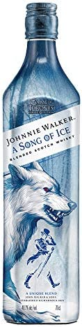 Johnnie Walker Song of Fire + Johnnie Walker Song of Ice ...