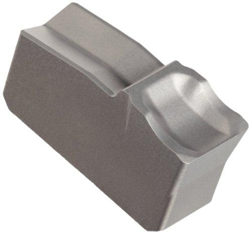 Parting Insert - Sandvik Coromant Q-Cut 151.2 Carbide Parting Insert, H13A Grade, Uncoated, 4E Chipbreaker, 1 Cutting Edge, N151.2-300-4E, 0.0118