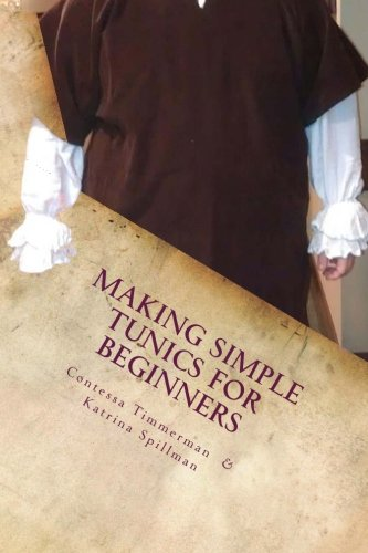 [Making Simple Tunics for Beginners] (Cosplay Costume Making)