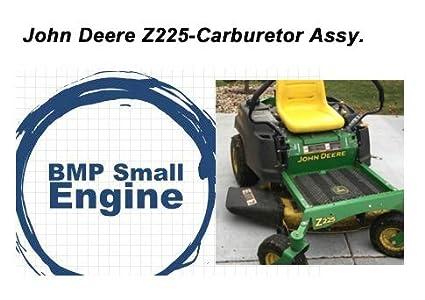 Amazon.com: BMotorParts - Carburador con solenoide para ...